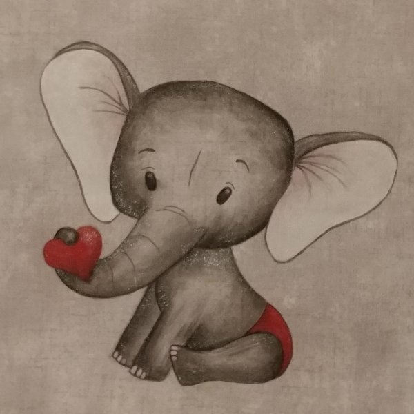 Elephant Giggles - Love