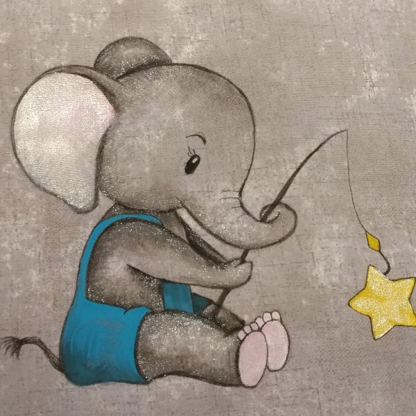 Elephant Giggles - Star Fishing