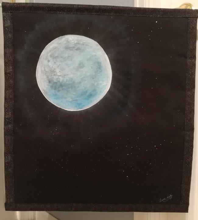 Full Wishing Moon